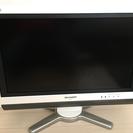 〔終了〕テレビ AQUOS LC-20D50 (PC用モニターとし...