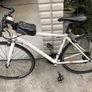 クロスバイク 24速  9.6kg  460mm(160~175cm)