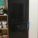2013年製。三菱 冷蔵庫 2ドア