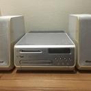 【ジャンク】Pioneer DVD/CD/MDミニコンポ