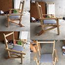 ハンドメイド椅子。