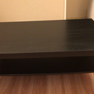 IKEA コーヒーテーブル ブラック