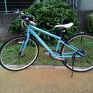 【再値下★急募】ルイガノ 女性用 オリジナル色 自転車クロスバイク