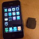 SoftBankのApple製iPhone3GS 16GB ブラック