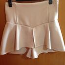 キュロットスカート♡【新品タグ付き】定価¥2980