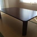 折り畳み式テーブル2つ