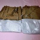 遮光&ミラーカーテン 丈178cm セット