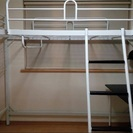 IKEA ロフトベット