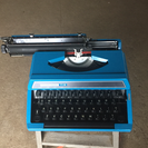 シルバー セイコー タイプライター