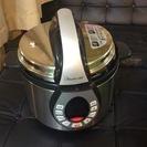 【美品】【激安】電気圧力鍋 ワンダーシェフ GEDA40