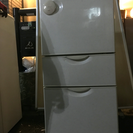 HITACHI 冷凍冷蔵庫3ドア 215L R-22MYK
