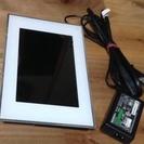 Panasonic デジタルフォトフレーム MW-S300