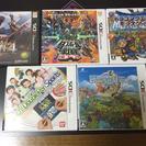 3DSゲームソフトまとめて