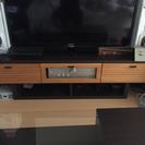 【フランフラン】テレビ台とローテーブルセット