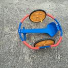 手漕ぎ二輪車