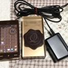 ドコモ チョコレート型スマホ&充電器