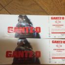 GANTZ、O映画チケット2枚組