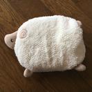 羊さん ミニ湯たんぽ 未使用