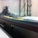 タミヤ 1/350 戦艦大和 完成品