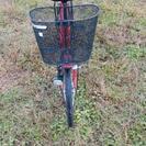 20インチ買い物用自転車 全カバーチェーン 整備済み