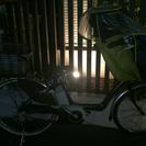 ブリジストンYAMAHA 子どものせ電動自転車