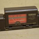 YAMAHAギター・ベースチューナー YT-1000 ヤマハ 動作OK