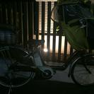 ヤマハブリジストン 子どものせ電動自転車