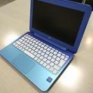 HP Stream 11-d012TU ブルーモデル