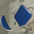折り畳み、コクヨ、パイプ椅子、12脚