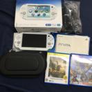 PS Vita Wi-Fiモデル PCH-2000 ライトブルー/...