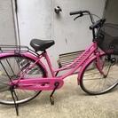 シティ自転車 多少サビ有り ベルなし