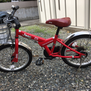 jeep!!子供用自転車