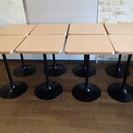 カフェ テーブル 1台