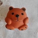 新品★ペティオ やわらかTOY クマ★犬用おもちゃ