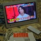 au PHOTO-U TV/フルセグテレビ ZTS11SWA 白