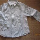 男の子120長袖シャツ(コムサ)
