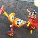三輪車 ミッキーマウス