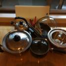 【調理器具・食器セット】まとめて1000円!梱包済み!