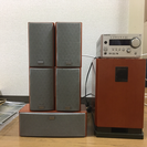 【ONKYO】5.1chセット