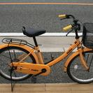 ミニママチャリ 子供用 20インチ 自転車