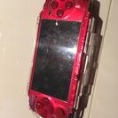 PSP レッド
