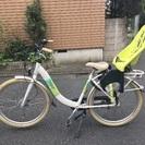 Giant 子乗せ自転車 Yeppのシート付き 人と違うオシャレな...