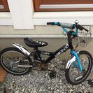 子供用自転車18インチ難あり再出品