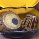 印度の太鼓  タブラ『ケース付き』