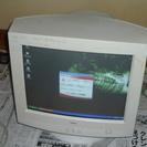 無料!PC用NECディスプレイCRTモニターDV15A3