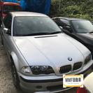 BMW 320i 車検付き記録簿有