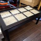 札幌 引き取り センターテーブル おしゃれ 木製 リビングテーブル