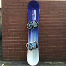 スノーボード板 150cm 💥ビンディング付き