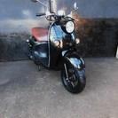 YAMAHA ビーノ VINO 4スト 低燃費 ブラック SA37...