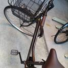 自転車 チョイお洒落なシティサイクル